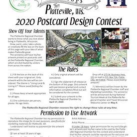 Postcard Contest 2020