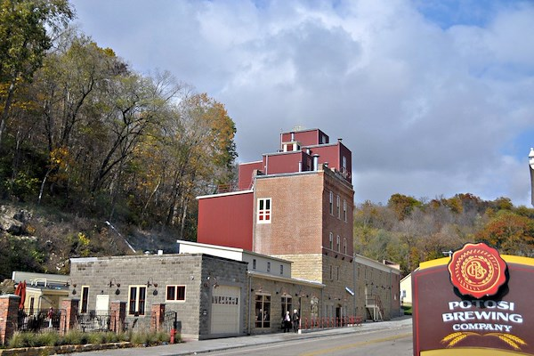 Potosi Brewing Company is one of the several successful local beneficiaries of the Regional Revolving Loan Fund.